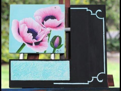 Cuadros para la cocina pintura decorativa con acrlicos - Pinturas para cocina ...