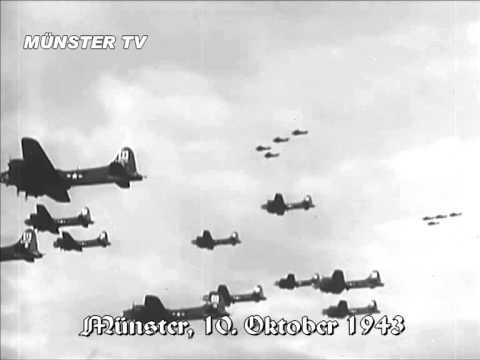 Erinnerungen: Bomben auf Münster (10.Oktober 1943)
