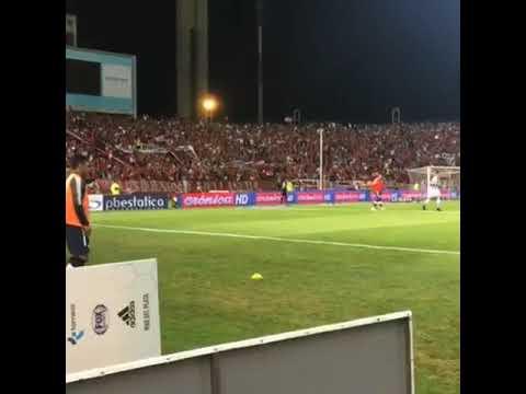 Hinchada de Independiente copando en el clasico vs Racing TORNEO DE VERANO 2018 - La Barra del Rojo - Independiente