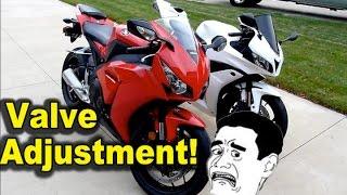 10. Valve Adjustment Explained - SuperBike Motorcycles Japanese vs European Maintenance Cost Comparison
