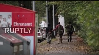 Chemnitz Germany  city pictures gallery : Germany: Police arrest three in connection with Chemnitz 'bomb plot' case