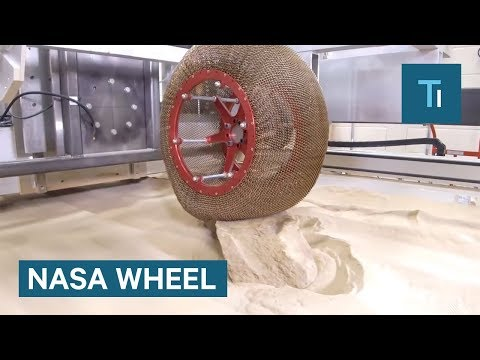 NASA Reinvented The Wheel