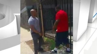 Video shows cop and suspect fight it out before arrest Video