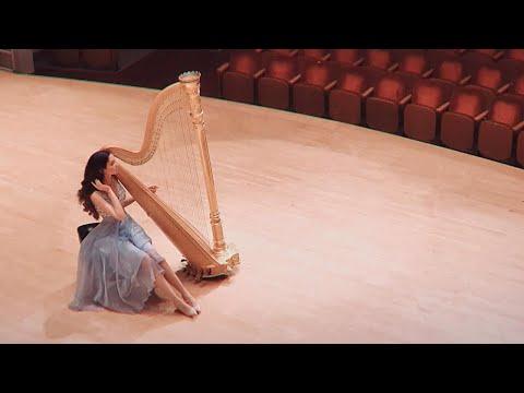 Joaquin Rodrigo - Concierto de Aranjuez,  II. Adagio. (Version for Harp) - Beste Toparlak