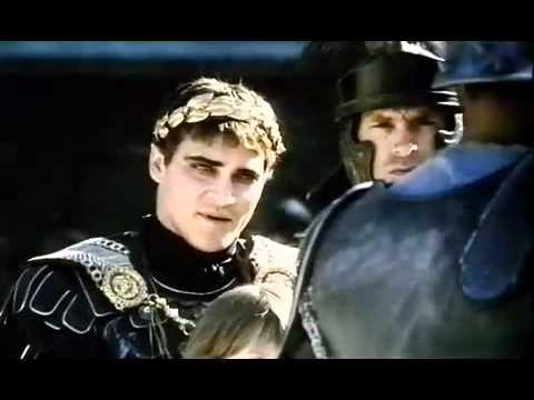 Gladiator - Trailer Deutsch / German (видео)
