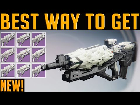 DESTINY BEST WAY TO GET GRASP OF MALOK  - FARMING GRASP OF MALOK