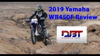 8. 2019 YAMAHA WR450F Impression