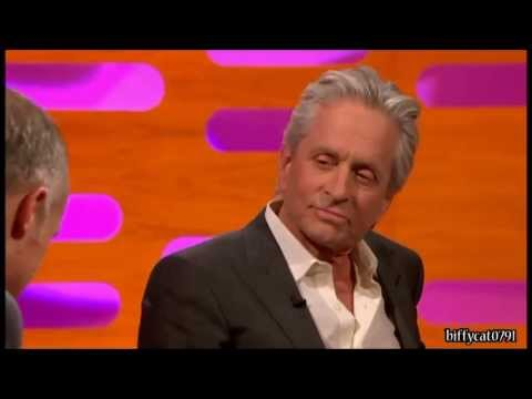 michael douglas - Michael Douglas Full Interview on The Graham Norton Show.