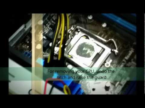 How to Replace your CPU/Motherboard (HARDWARE PROJECT)