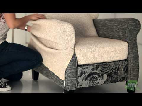 Stretch-Husse für Relax-Sessel