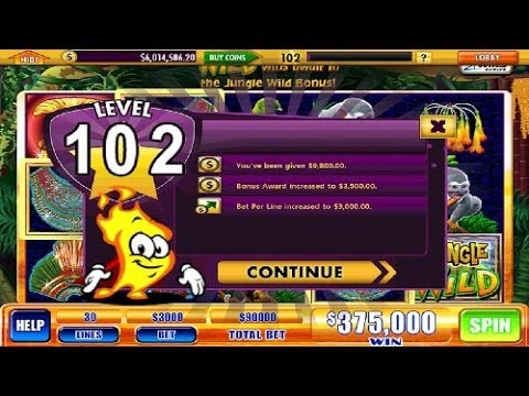 Jackpot Party Casino Slots – High Roller!