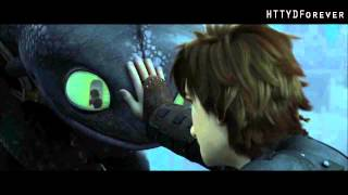 Video HTTYD 2 - Hiccup and Toothless touching scene MP3, 3GP, MP4, WEBM, AVI, FLV Juni 2018