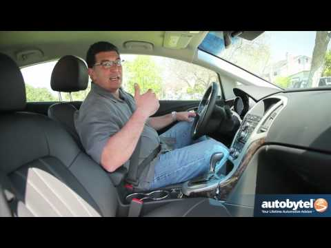 2012 Buick Verano: Video Road Test and Review