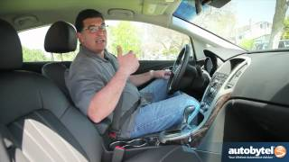 2012 Buick Verano Test Drive&Luxury Car Video Review