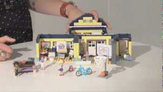LEGO FriendsНовинки 2013 года: Круизный лайнер, Спортивный авто Эммы, Пляжный авто Оливии и др