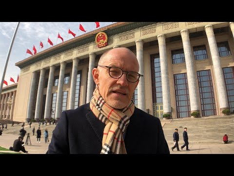 Volkskongress in China:
