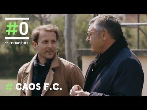 CAOS F.C.: El Menés de Burgos conoce a Gaizka Mendieta | #0