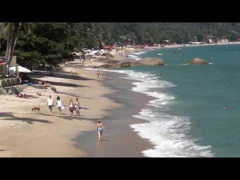 Koh Samui, Lamai Beach 20-12-2013