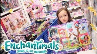 Video Toys R Us Toy Haul : Enchantimals LOL Dolls Barbie Monster High Fingerlings Littlest Pet Shop MP3, 3GP, MP4, WEBM, AVI, FLV Maret 2018