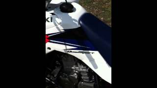 11. New 2012 Suzuki quadsport z400