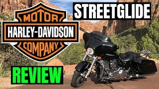 9. HARLEY DAVIDSON STREETGLIDE   Review