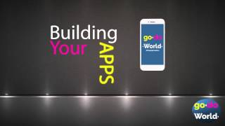 Is this something your looking for? Advert for - godo world App Creators Their Website - http://www.godoworld.com/