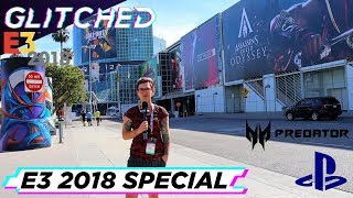 Watch the E3 2018 special episode of Glitched