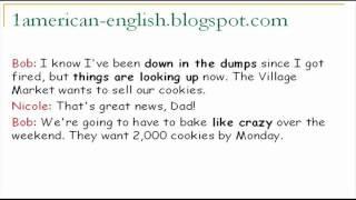 تحدث الانجليزية الأمريكية المحادثة 12