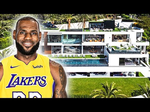 The Incredible Homes of The Top 15 Richest Athletes