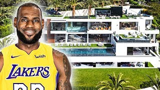Video The Incredible Homes of The Top 15 Richest Athletes MP3, 3GP, MP4, WEBM, AVI, FLV November 2018