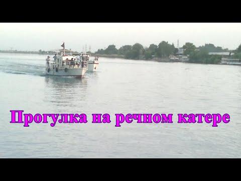 прогулка по харькову на лодках