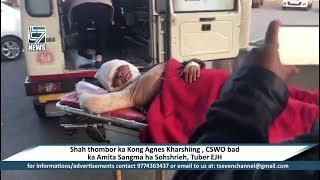 Shah thombor ka Kong Agnes Kharshiing, CSWO bad ka paralok ha Sohshrieh, Tuber, EJH
