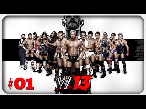 Let's Play: WWE '13 Universe Mode 3.0 | Folge #01 - Attitude vs. PG