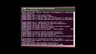 USB Reverse Tethering YouTube video
