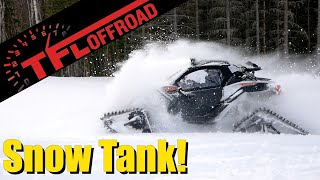 6. Can-Am Maverick X3 Backcountry LT Tracks Review - Are they Worth the Money?