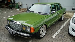 Video In Depth Tour Mercedes Benz 200 W123 Tiger (1986) - Indonesia MP3, 3GP, MP4, WEBM, AVI, FLV Desember 2017