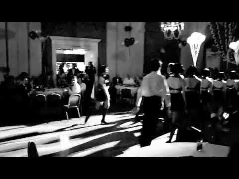 Glen's 50th newcastle black and white