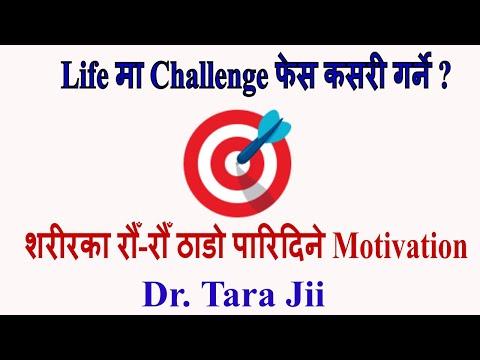 (१० मिनेटमै सिक्नुहोस् जीवन जीउने कला Best Nepali Motivational Speech/Video/Message By Dr. Tara Jii - Duration: 10 minutes.)