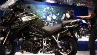10. Triumph Tiger Explorer XC 2013-Intermot 2012