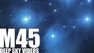 Download Lagu Seven Sisters or Pleiades (M45) - Deep Sky Videos Mp3
