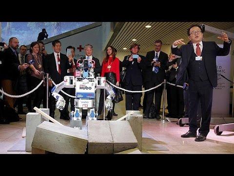 Νταβός: Στο επίκεντρο η 4η Βιομηχανική Επανάσταση – economy