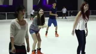 Sub - Zero Ice Skate Club Bangkok Nightlife