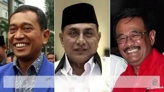 Video FANTASTIS !! Ini Daftar Kekayaan Calon Gubernur Sumut 2018, Siapa Paling Kaya? MP3, 3GP, MP4, WEBM, AVI, FLV Mei 2018