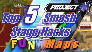 Top 5 Stage Hacks – FUN Maps