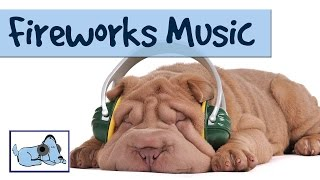 Keep Dogs Calm During Fireworks. Relaxing Dog Music For Animals. Behaviour Control. Bonfire Night.