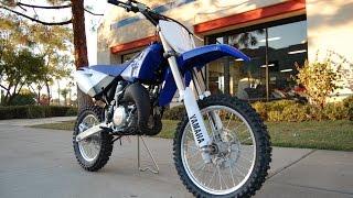 6. 2015 Yamaha YZ85