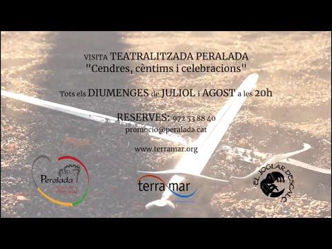 VISITA TEATRALITZADA PERALADA: CENDRES, CÈNTIMS I CELEBRACIONS