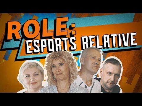 Role: Esports Relative
