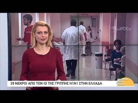 Τίτλοι Ειδήσεων ΕΡΤ3 10.00 | 08/02/2019 | ΕΡΤ