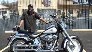 8. 2006 Harley Davidson Softail Fatboy!
